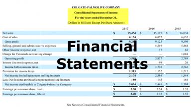 Photo of مثال علي اعداد القوائم المالية في [مثال عملي علي القوائم المالية]